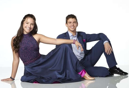Reality TV Listings - Mackenzie Ziegler, Sage Rosen