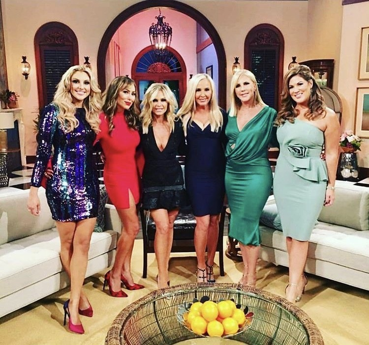Real Housewives Of Orange County Season 13 Reunion- Photos