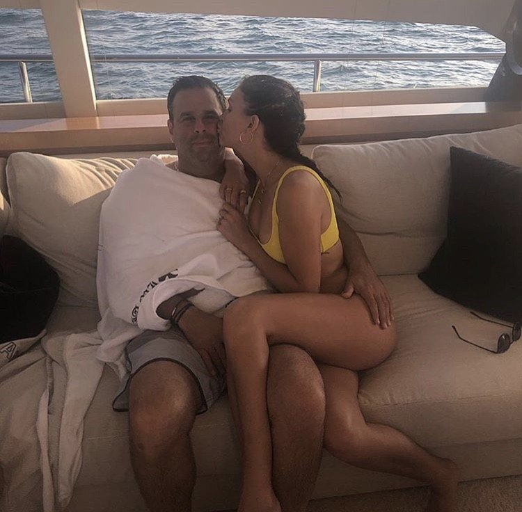 Lala Kent & Randall Emmett In Miami With Olivia Culpo- Photos