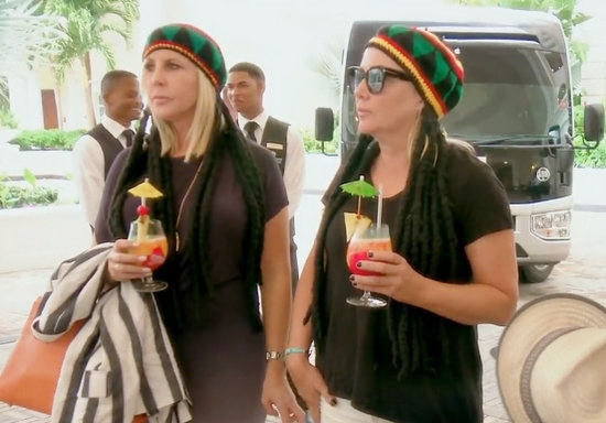 Reality TV Listings - RHOC in Jamaica