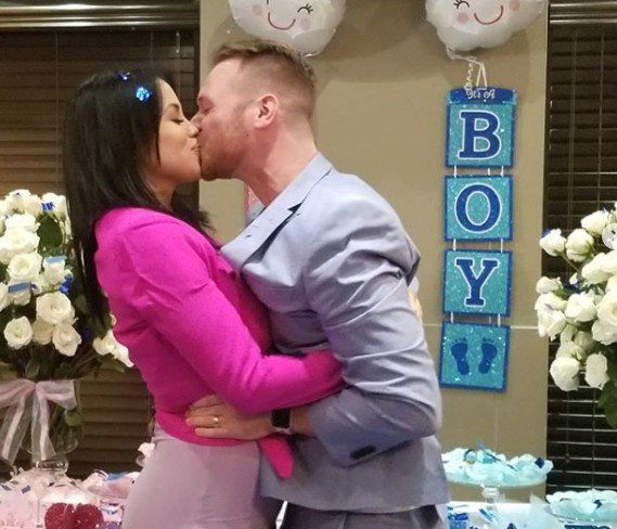 90 Day Fiancé's Paola and Russ Announce They Are Having a Baby Boy