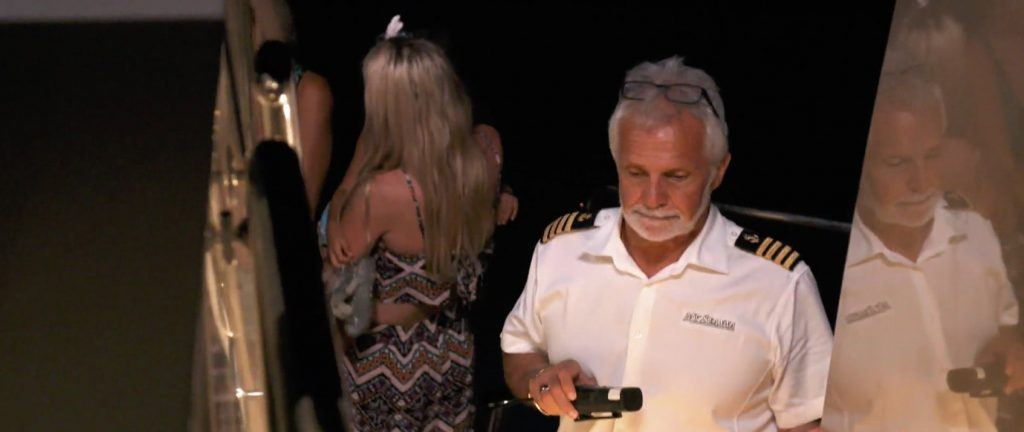 Captain Lee Loses It on Incompetent Crew Below Deck