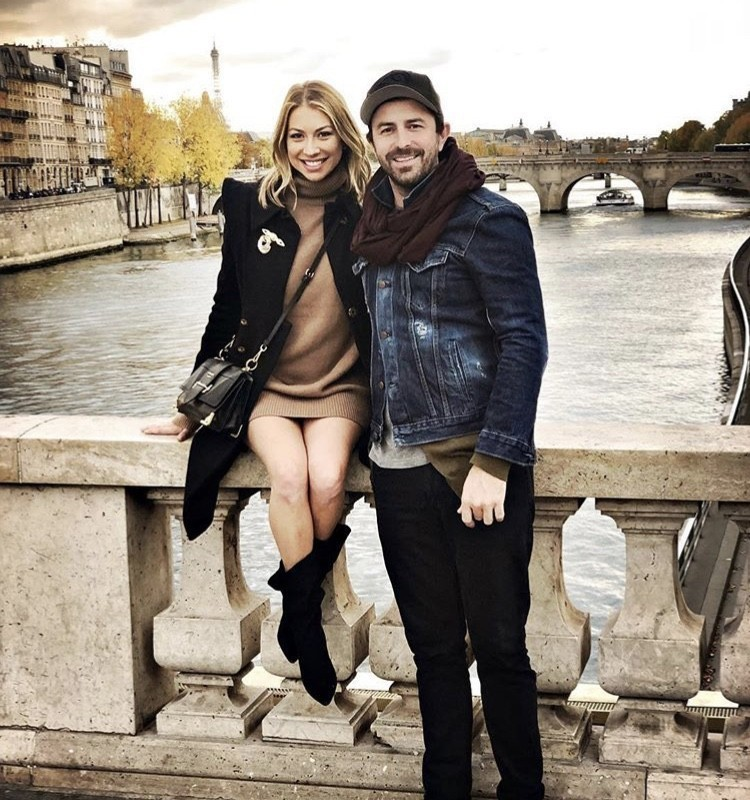 Stassi Schroeder Visits Germany & France With Boyfriend Beau Clark- Photos