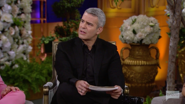 Shahs of Sunset Reunion Andy Cohen