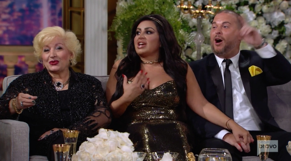 Shahs Of Sunset Season 7 Reunion Part 2 Tonight