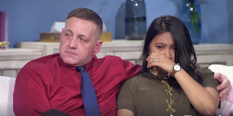 90 Day Fiance: Leida Margaretha Claims Eric Rosenbrook Abused Her
