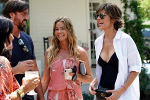 Lisa Rinna Publicly Questions Denise Richards For Skipping Real Housewives of Beverly Hills Season 10 Finale; Camille Grammer Claps Back
