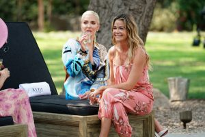 "Erika Jayne Says She ""Can Move Past"" Her Issues With Denise Richards This Season on The Real Housewives of Beverly Hills"