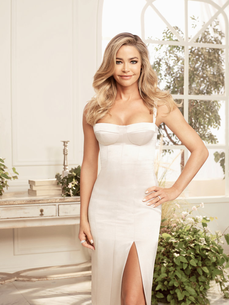 Beverly Hills Housewives Offer Advice To Denise Richards