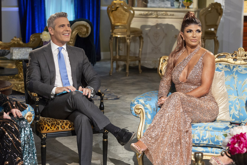 Real Housewives Of New Jersey Reunion Recap Sister, Sister-1158