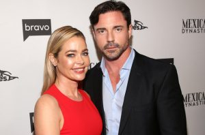 Denise Richards & Aaron Phypers Sued For Trashing Rental Property; Denise Claps Back Via Her Lawyer