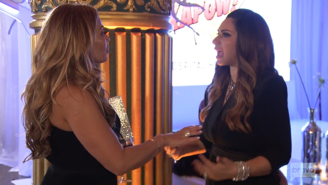 Real Housewives Of New Jersey Recap: Sorry Soiree