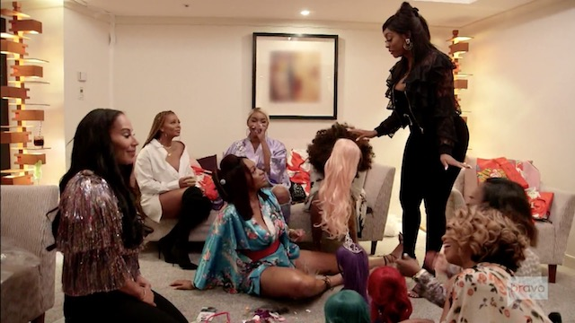 Real Housewives Of Atlanta - Eva's Bachelorette Party