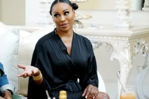 Cynthia Bailey Addresses NeNe Leakes Calling Her Out On Social Media