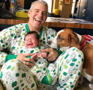 Andy Cohen St. Patrick's Day