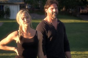 Denise Richards & Aaron Phypers
