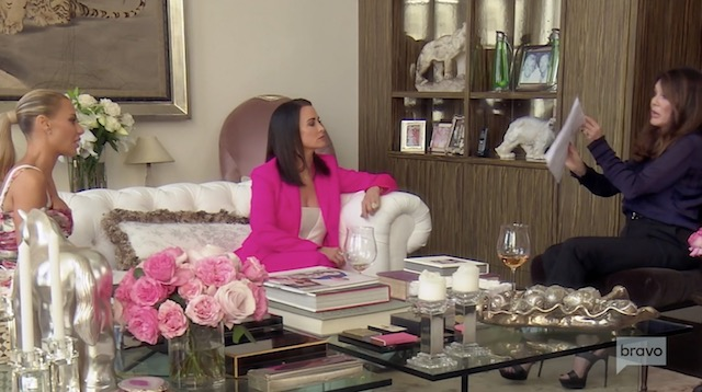 Lisa Vanderpump, Kyle Richards, Dorit Kemsley - Real Housewives Of Beverly Hills