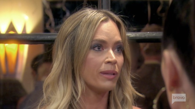 Teddi Mellencamp Arroyave On Real Housewives Of Beverly Hills