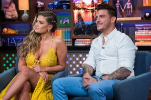 Jax Taylor And Brittany Cartwright Saved A Seat For His Late Father At Their Wedding