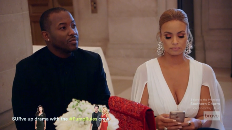 Real Housewives Of Potomac Recap: Here Comes The Bride