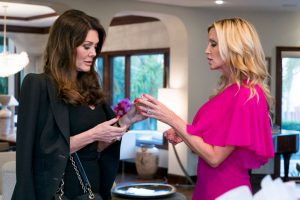 Lisa Vanderpump & Camille Grammer Feud On Twitter