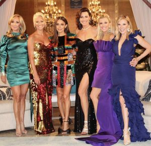 Real Housewives of New York reunion