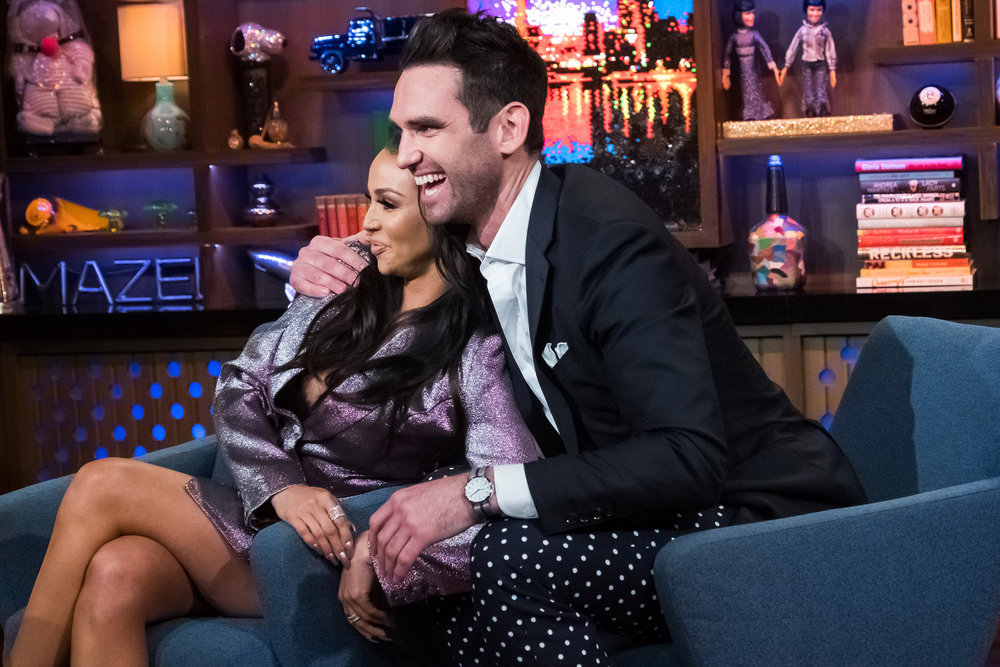Carl Radke Dishes On Make Out Session With Scheana Marie