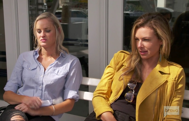 Southern Charm Danni Baird Chelsea Meissner