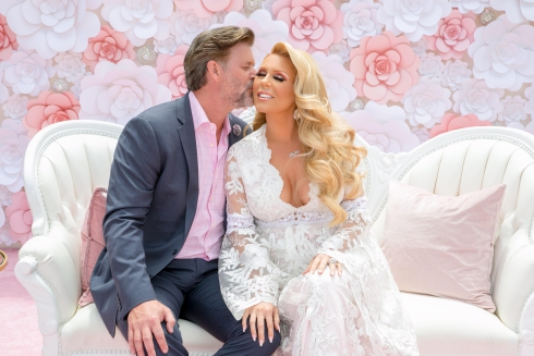 Gretchen Rossi & Slade Smiley's Baby Shower- Check Out Photos Of Scheana Marie, Phaedra Parks, D'Andra Simmons, & More!