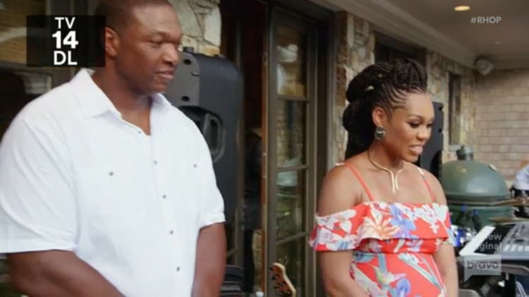 Real Housewives Of Potomac Recap: Salty Behavior
