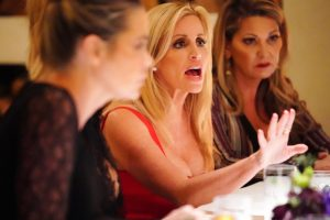 Surprise! Camille Grammer Claims Real Housewives Of Beverly Hills Season 10 Drama Is Aimed Directly At Her