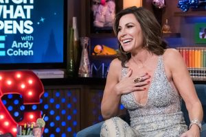 "Luann de Lesseps Says Leah McSweeney Is A ""Extensive"" Addition To RHONY & Is ""No longer Terrified"""