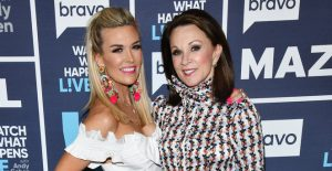 Tinsley Mortimer's Mom, Dale Mercer Spilled The Real Tea About Her Relationship With Billy Bush On Watch What Happens Live With Andy Cohen