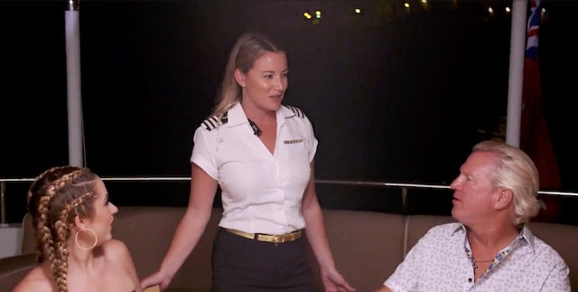 Below Deck Mediterranean Star Hannah Ferrier Says Mila Kolomeitseva