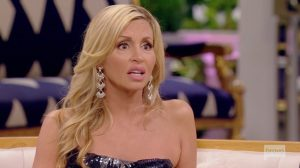 Camille Grammer - Real Housewives Of Beverly Hills Reunion Part 1