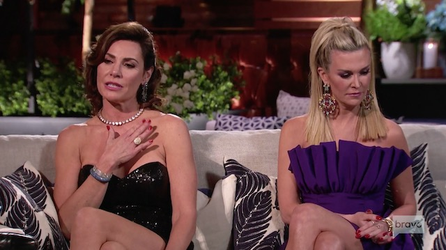 Luann de Lesseps - Real Housewives Of New York Reunion Feelin' Jovani