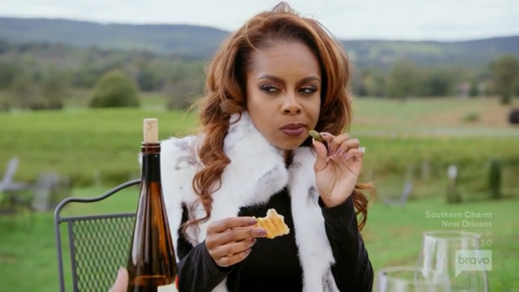 Real Housewives Of Potomac Recap: Open House And Closed Doors