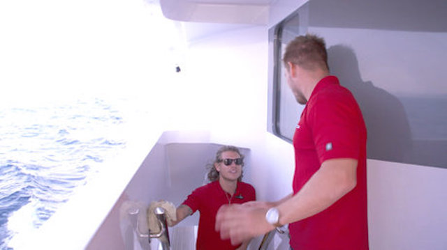 Below Deck Mediterranean Joao Franco Jack Stirrup