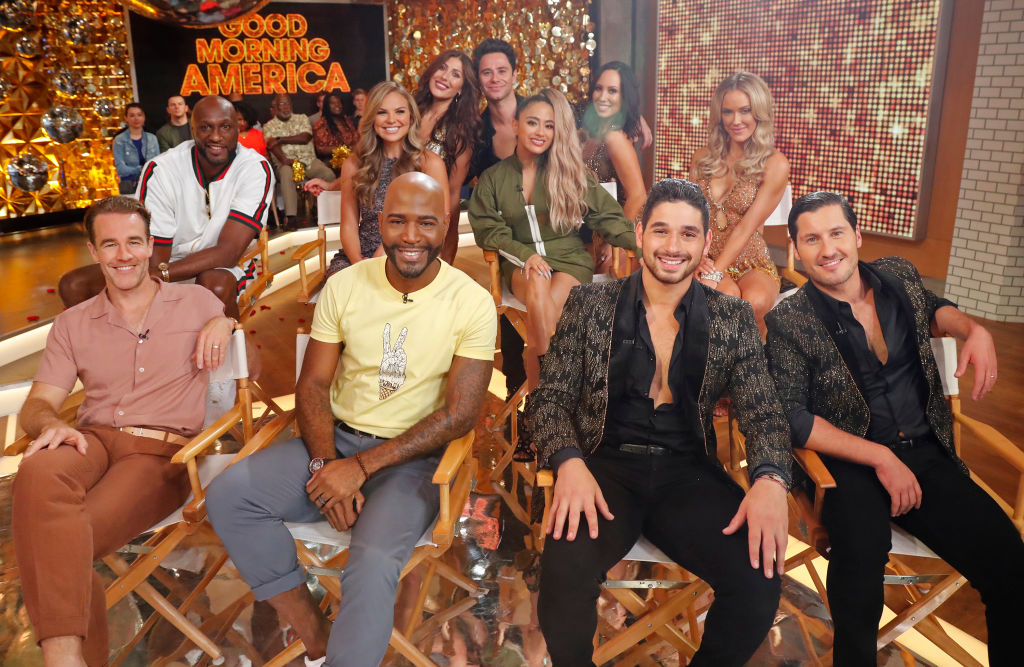 Cast Revealed For Dancing With The Stars Season 28- Photos From The Announcement