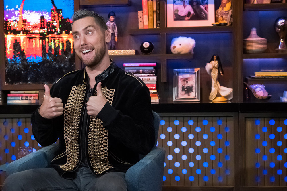 Lance Bass Ends Business Relationship With Jax Taylor ...