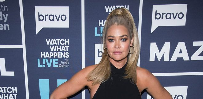 Denise Richards and Husband Are Reportedly The Center Of Drama During Season 10