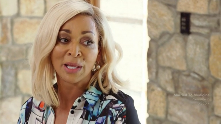 Real Housewives Of Potomac Episode Recap: Mom's The Word