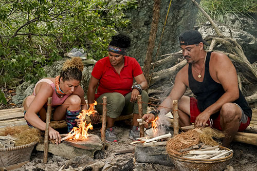 Survivor: Island of the Idols Premiere Recap: Season 39 Starts Off On Fire!