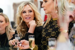 Tamra Judge Shades Gretchen Rossi When Asked About Gretchen Having A Baby Girl