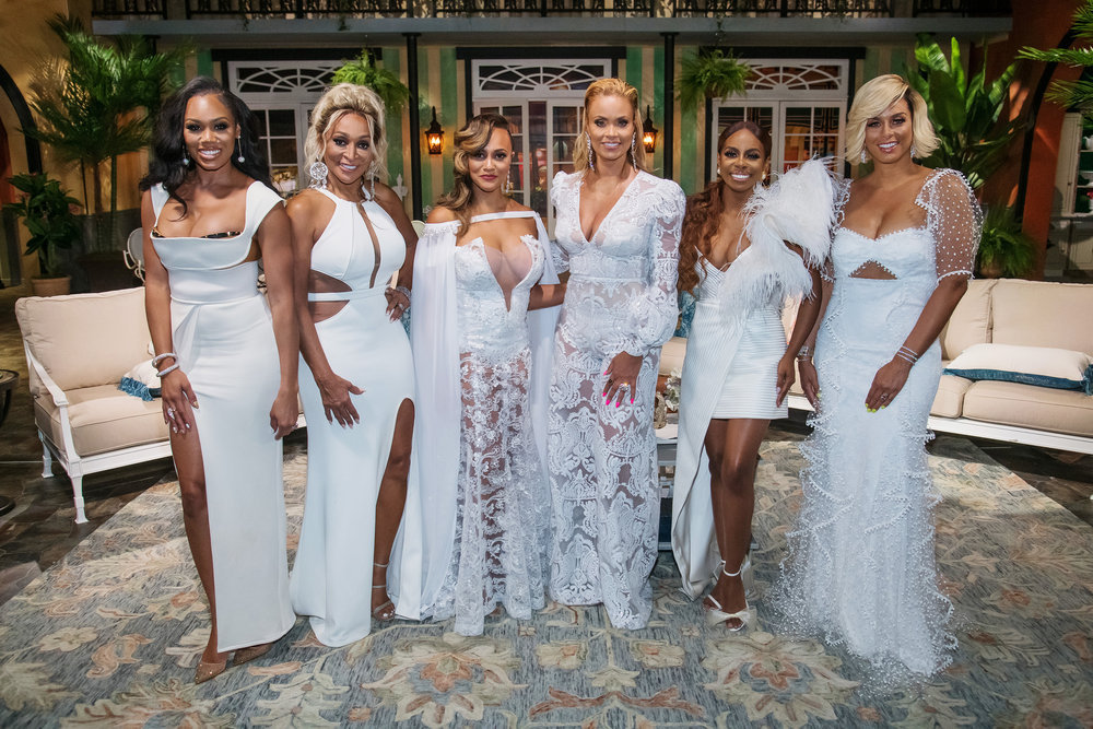 Real Housewives Of Potomac Recap: Reunion Part 2