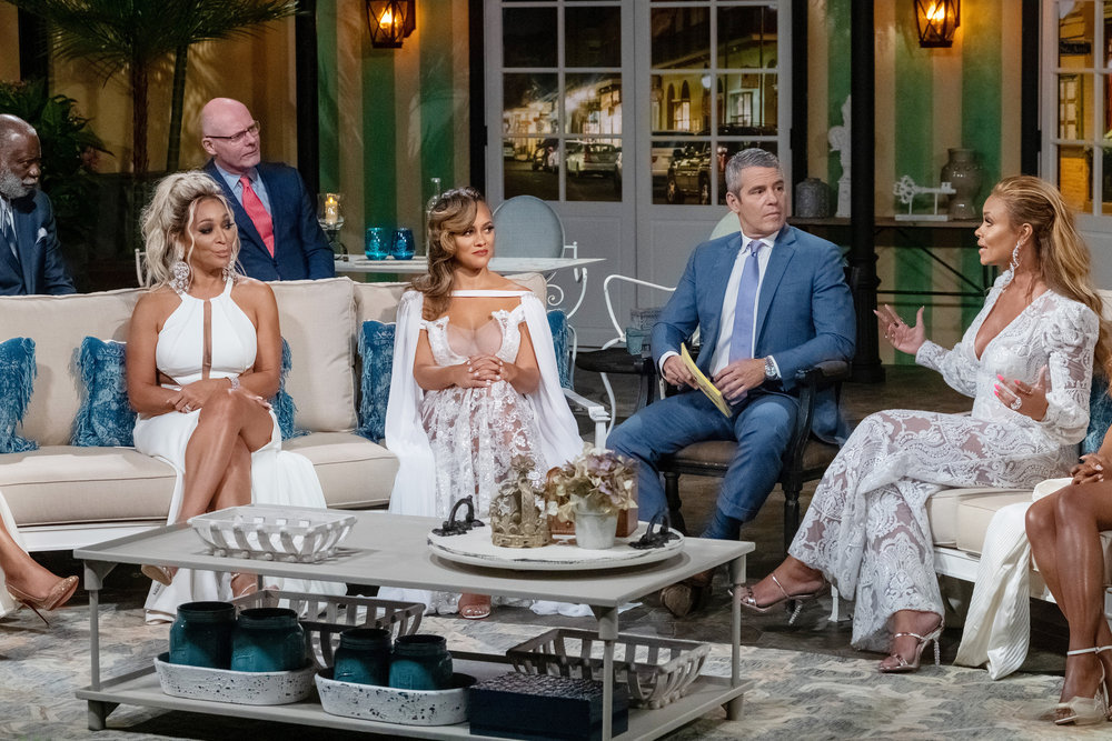 Real Housewives of Potomac Recap: Reunion Part 3