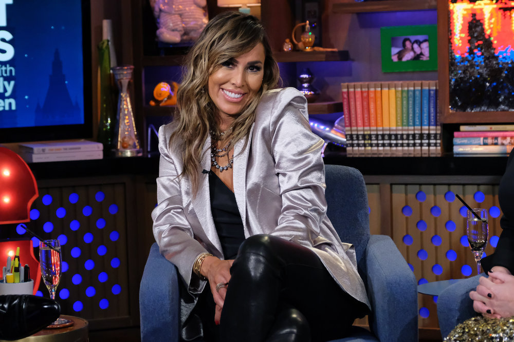 RHOC Kelly Dodd Is Having Tax Problems