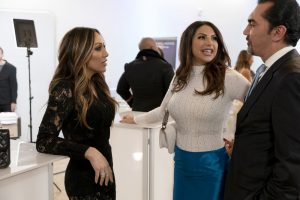 "Melissa Gorga Admits To Being ""A Pot Stirrer"" & Says Jennifer Aydin Is ""So Rude"""