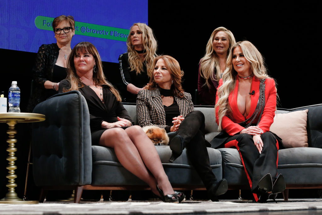Caroline Manzo Thinks Teresa Giudice Was On Xanax During Interview; Says Joe Giudice Is A Great Father- Check Out Photos From BravoCon Real Housewives OG's Panel
