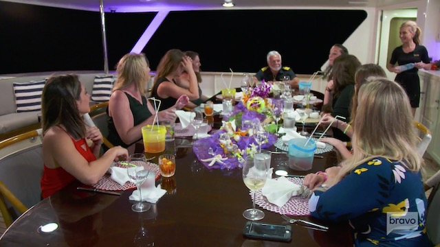 Below Deck Final Dinner